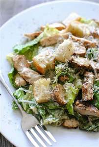 Jerk Chicken Ceasar Salad ONLY £2.50 per pack @ Co-op Food Stores