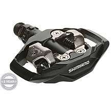 Shimano SPD Pedals Great Prices at Halfords at the moment M530 £19.99 @ Halfords