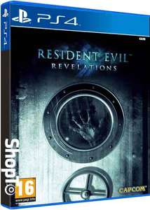 Resident Evil Revelations HD Remake PS4 Pre-Order £16.85 @ Shopto