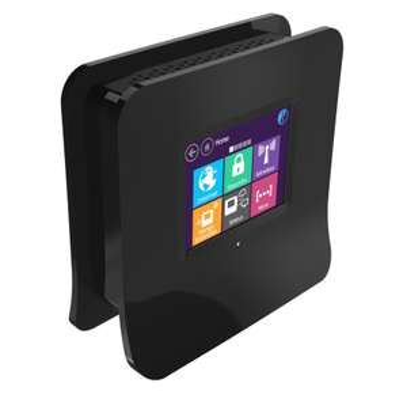Securifi Almond - Touchscreen Wireless Router - £26.61 @ ebuyer