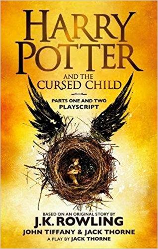 Harry Potter & the Cursed Child book £2.99 Prime / £5.98 non prime @ Amazon