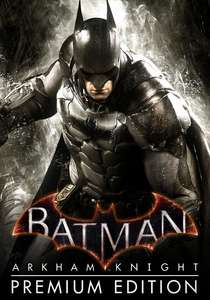 Batman: Arkham Knight Premium Edition PC [Steam] £4.49 @ CDkeys (Poss £4.27 with FB code)