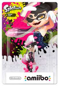 Splatoon amiibo Callie and Marie(individual figures) preorder £10.99 prime / £12.98 non prime @ amazon in stock August 13th