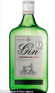 100% cashback up to £9.97Aldi Oliver Cromwell Gin New members/refer a partner topcashback