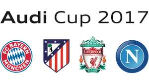 Liverpool vs Bayern Munich in the Audi Cup free on ITV 4