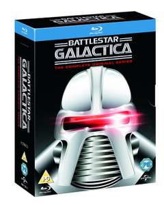 Battlestar Galactica - The Complete Original Series Blu-Ray £9.99 @ Coolshop