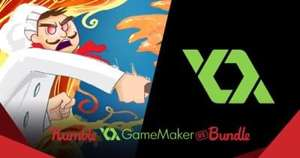 [Steam] The Humble GameMaker Rebundle - £0.81 (HumbleBundle)