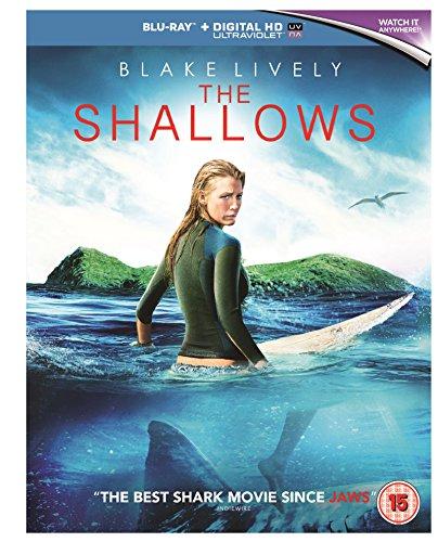 The Shallows (shark film on Blu Ray) - £4.79 @ Amazon Prime / £6.78 non-Prime