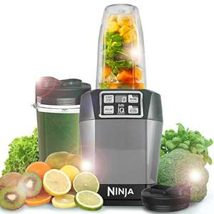 Nutri Ninja BL480UK Blender with Auto IQ (Sage/Grey) £39.97 @ Amazon Prime exclusive / Currys
