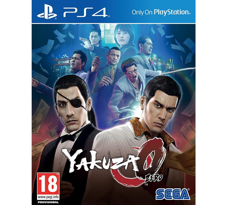 Yakuza 0 [PS4] £22.49 @ Argos
