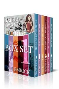 Darcy Sweet Mystery Box Set One kindle edition free @ amazon