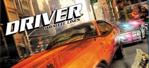 Driver Parallel Lines PC Download £2 - Ubisoft Crazy Wednesday Offer (24 Hours Only) Get An Extra 10% off using PROMO10