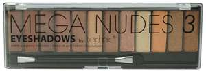 Technic Mega Nudes 3 Eyeshadows Compact £1.50 Del (add on item / £20 spend) @ Amazon + more in OP inc Mega Nudes / Matte Nudes Eyeshadow Palettes (24 eyeshadows in total) for £3.25 Del