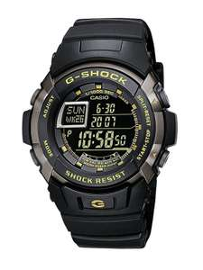 Casio G-Shock – Men's Digital Watch with Resin Strap £49.99 Amazon
