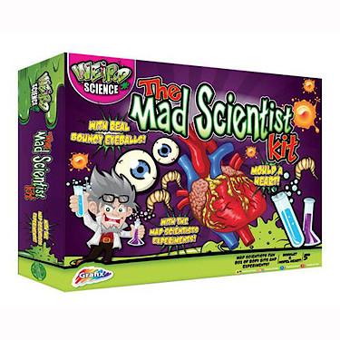 Grafix The Mad Scientist Kit £4.99 Tesco