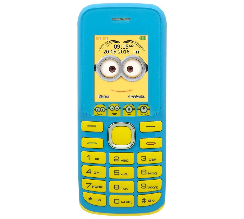 Sim Free Minions Feature Phone £24.95 Argos