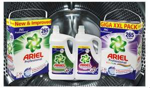 Up to 76% off Ariel Washing Liquid and Powder  from £15.98+ £1.99 Shipping applies at groupon