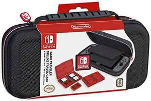 Nintendo Switch Deluxe Case £14.84  (Prime) / £16.83 (non Prime) - Sold by Game's Direct and Fulfilled by Amazon.