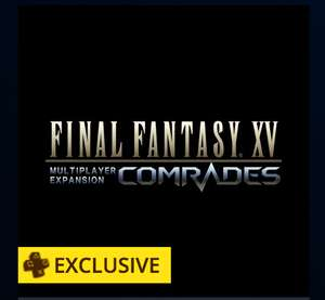 [PS4, Xbox One] FFXV - MULTIPLAYER EXPANSION: COMRADES - Closed Online Test. Must have Season pass and PS+/Xbox Live to get this
