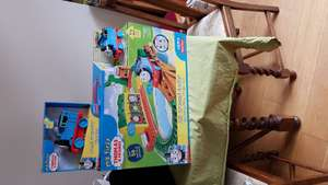 My 1st thomas the tank engine all round sodor £8.46 @ Toys R us