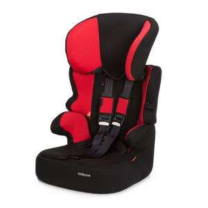 Kiddicare Traffic SP Group 1/2/3 Car Seat age 9mths to 11yrs in Black / Red or Black / Grey now £26.99 (+£2.99 Del on orders under £49.99 / Free Over))