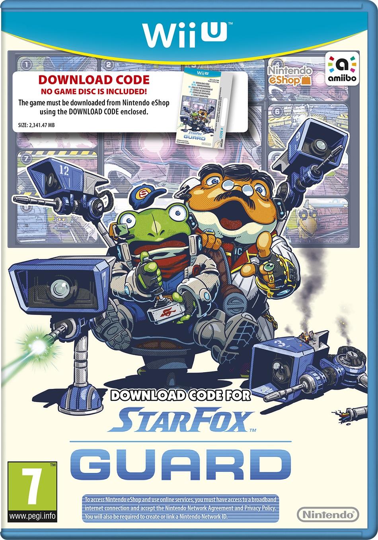 StarFox Guard Nintendo Wii U £4.99 Grainger Games New
