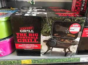 Portable Grill and Kettle BBQ Reduced £10 instore at Asda (Llanelli)