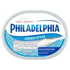 Free Philadelphia Greek Style 180g at Tesco groceries online