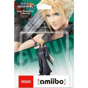 Cloud amiibo p1 - £10.99 on the official store