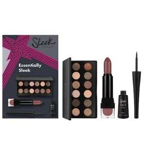 Buy One Get One Half Price on Sleek + FREE Essentially Sleek Gift Set (Worth £15) When You Spend £12+ On Sleek @ Boots (+ more in OP)