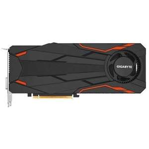 Gigabyte Turbo GeForce GTX 1080 8GB can be had for £451.97 @ Laptops Direct