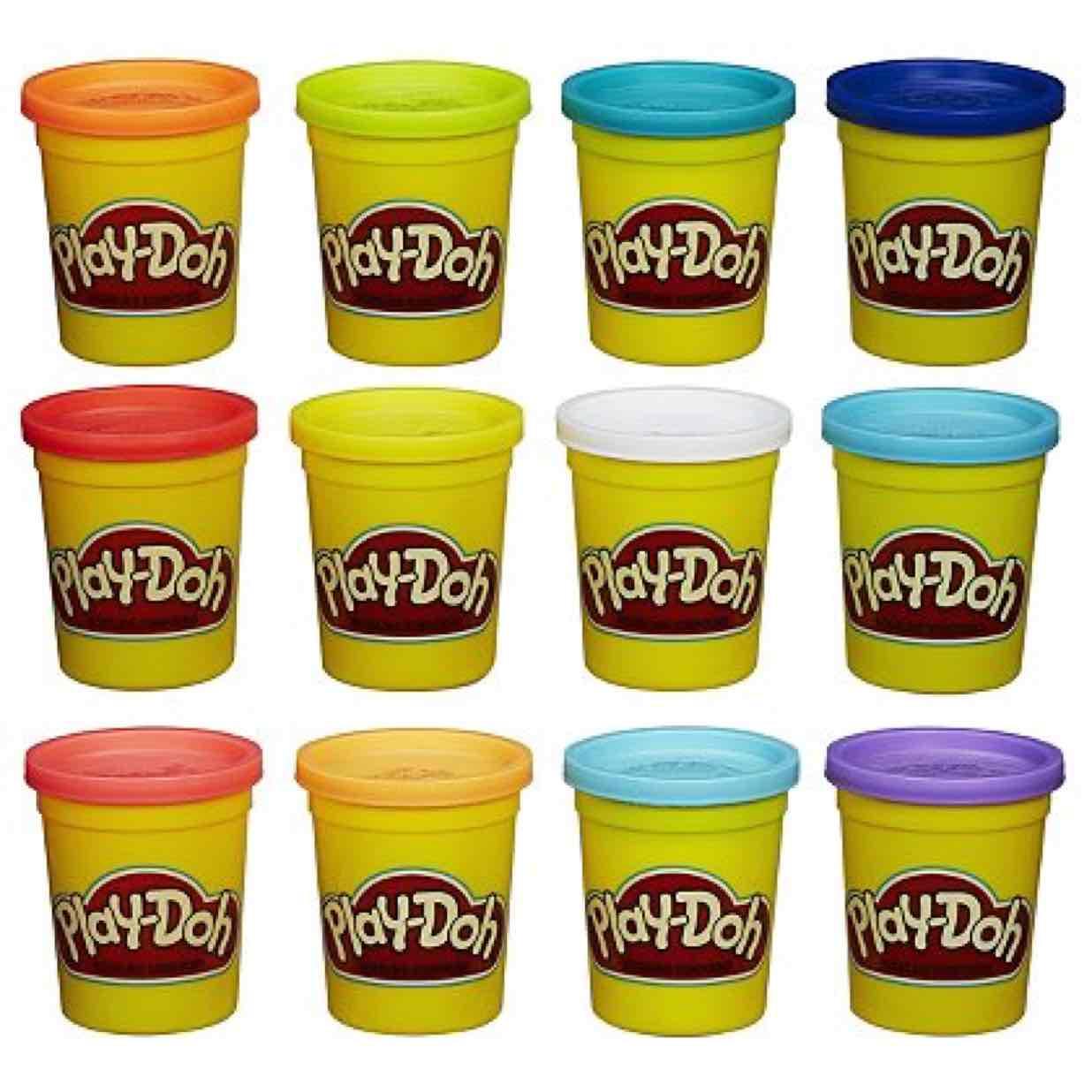 Play-Doh 12 pack - £5 instore at ASDA!