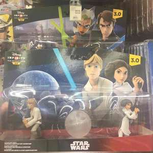 Disney Infinity Play sets £5 - Poundworld