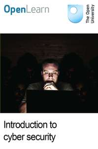 Introduction to Cyber Security: Stay Safe Online by The Open University [Kindle] - FREE @ Amazon