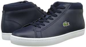 Lacoste Men's Straightset Sp Chukka 1171 Cam Nvy Low Trainers - Size 11 £24.71 @ Amazon