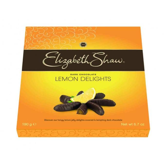 Elizabeth Shaw Lemon / Cherry Delights Chocolates (190g) Only 29p @ Poundstretcher