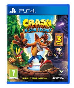 Crash Bandicoot £29.99 @ GAME