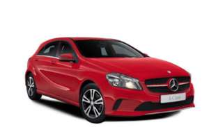 New Mercedes-Benz A Class £183.99 p/m 24 months initial payment £2207.88 processing fee £198 - £6821.64 @ Evans Halshaw