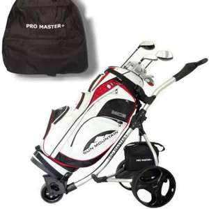 portable electric foldable golf trolley £169.99 guaranteed4less / Ebay