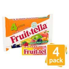 Fruittella Mixed / Fruittella Strawberry 4 Pack Half Price 59p @ Tesco