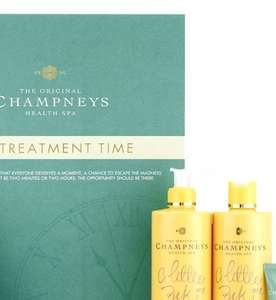 Champneys Spa Treatment Time (NOW £20, WAS £50) @ Boots