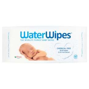 Water Wipes (Waitrose) baby Wipes - cheapest seen! £1.86