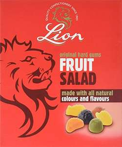 Lion Gums Fruit Salad 2 kg box £7.99 @ Amazon Marketplace  sold by Monmore Confectionery.