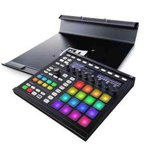 NATIVE INSTRUMENTS - MASCHINE MK2 (black) + Maschine Stand - £459 @ Scan
