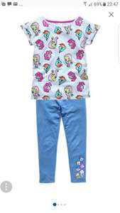 My little pony leggings & top set £3.99 Argos