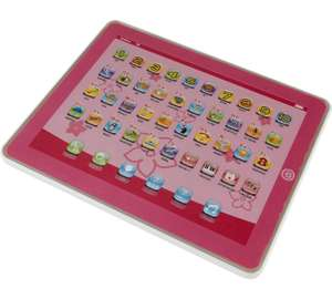 Chad Valley Junior Touch Tablet - Pink £3.99 @ Argos