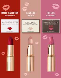 Free Charlotte Tilbury Free Kissing Kit