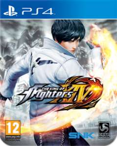 The King of Fighters XIV Day One Steelbook Edition (PS4) £17.99 @ GAME