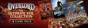 Overlord: Ultimate Evil Collection Bundle (4 games) £5.87 (PC) @ Steam