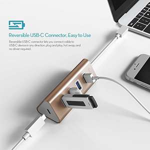 dodocool USB C Charging Hub £11.99 (Prime) / £15.98 (non Prime) with discount - Sold by aoputek and Fulfilled by Amazon.